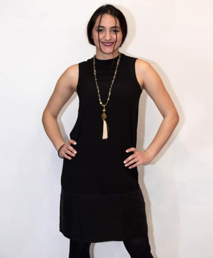 Φόρεμα-Αμάνικο