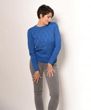 Πλεκτές Γυναικείες Μπλούζες σε Μοντέρνα Σχέδια  f39008ab567