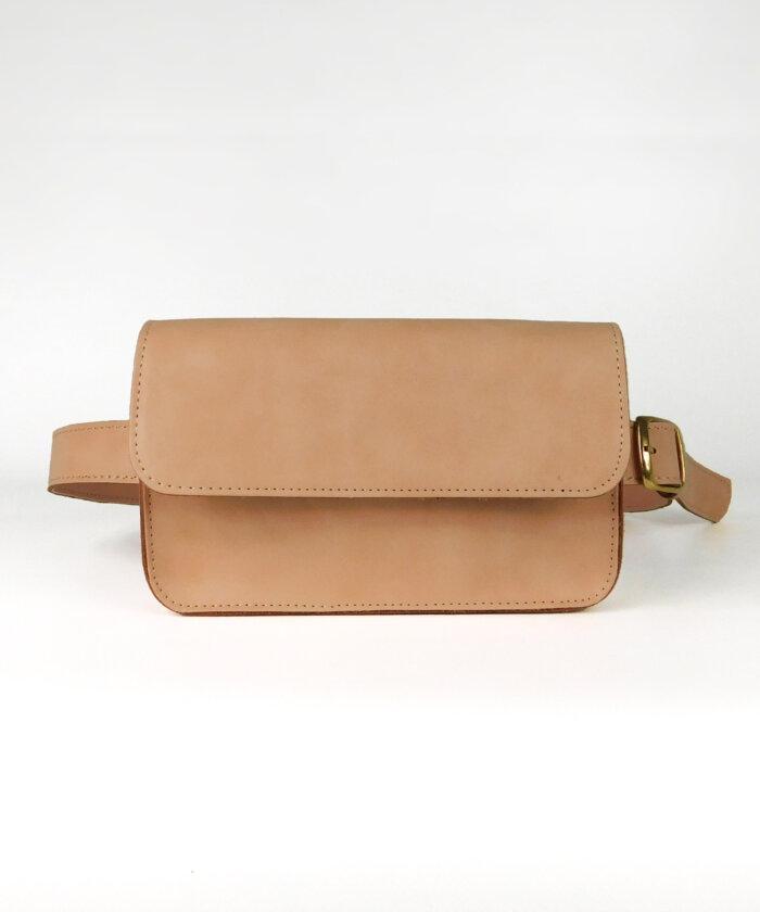 Τσάντα με Ζώνη ροζ