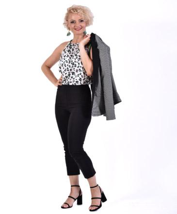 a56bc6511a3 Γυναικεία Ψηλοκάβαλα Παντελόνια | Vaya Fashion Boutique