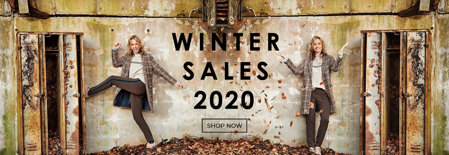 Χειμερινές Εκπτώσεις 2020