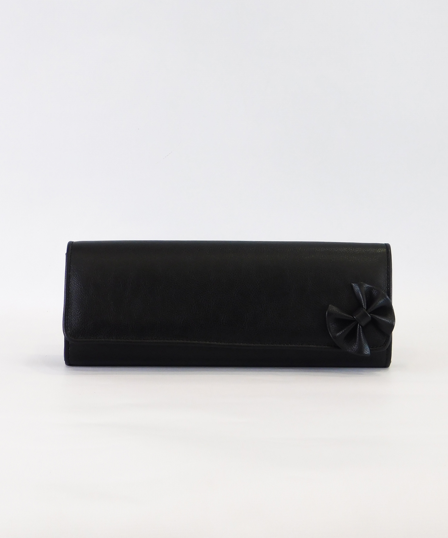 Φάκελος Μαύρος με Φιόγκο