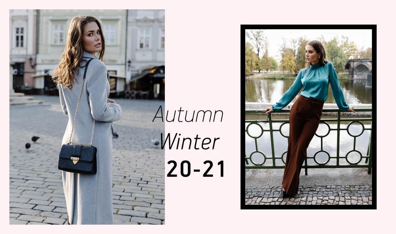 Γυναικεία Ρούχα Φθινόπωρο Χειμώνας 2020-21