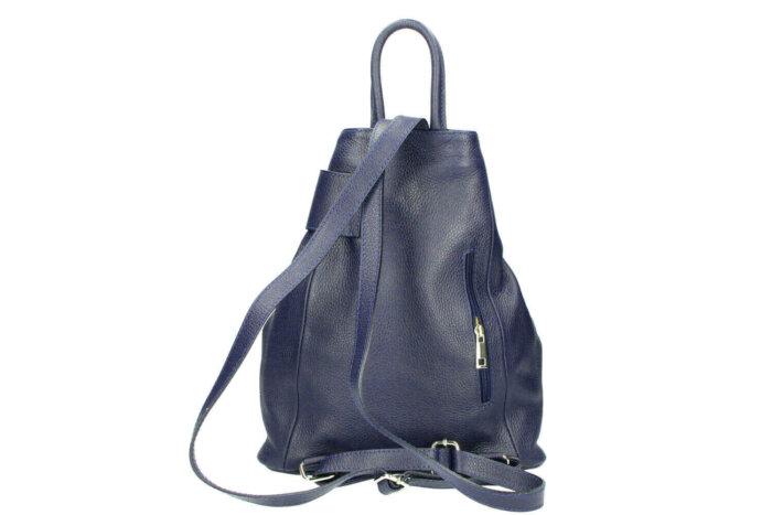 sana leather backpack back