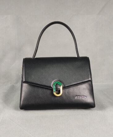 Τσάντα Χειρός Μαύρη