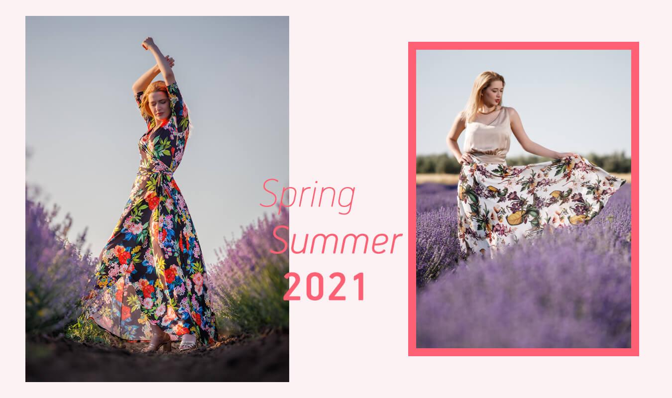Γυναικεία ρούχα άνοιξη 2021