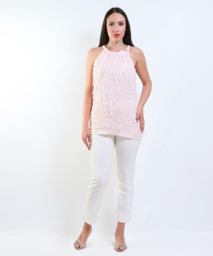 ροζ μπλούζα