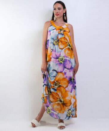 Φόρεμα Μάξι Φλοράλ